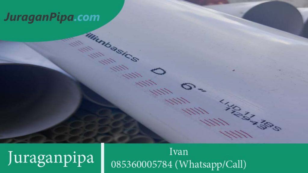 Jual Pipa PVC